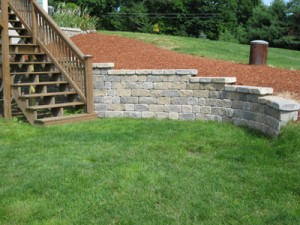 3 Reasons to Install a Retaining Wall Before Winter